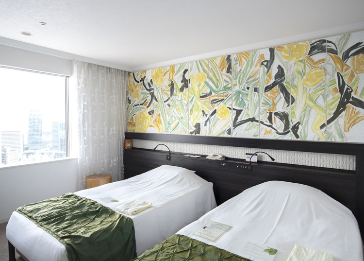 Kyoto City University of Arts x Hotel GRANVIA Osaka: Art Works Project