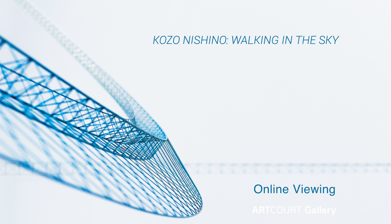 [ Online Viewing ] Kozo Nishino: Walking in the Sky