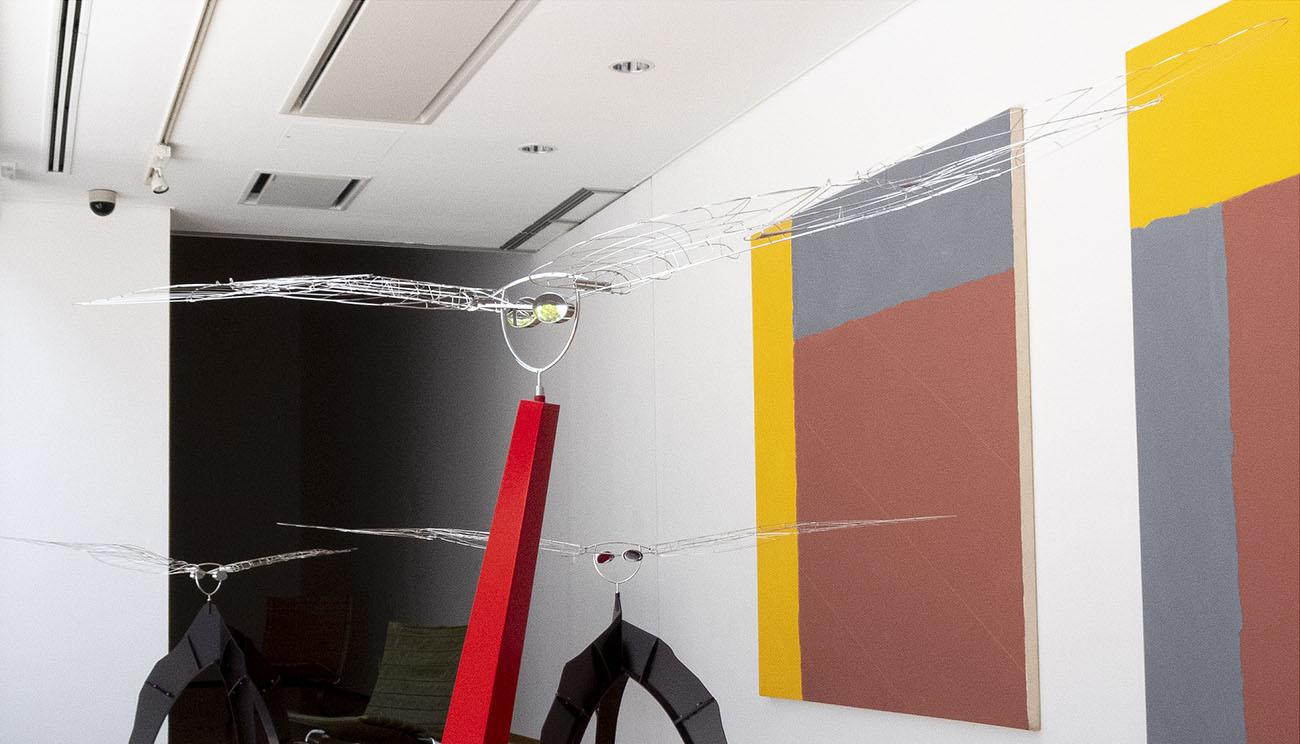 ACG Window Gallery: Hitoshi Nakazato x Kozo Nishino