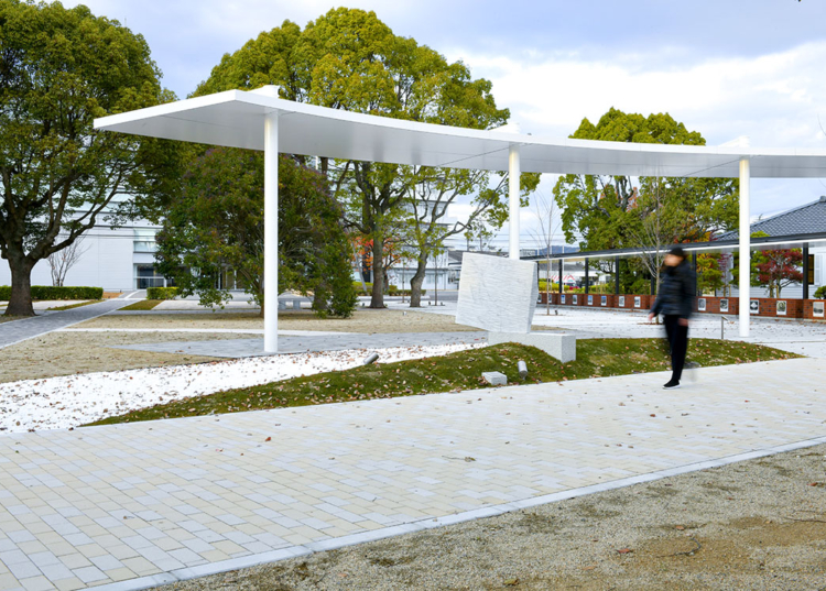 Masayuki Tsubota | The wind of self @ DAICEL Corporation Innovation Park