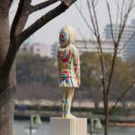 OAP彫刻の小径2011 「human / humor」